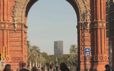 Take a walk with MOOS: Arc de Triomf – Barcelona 5 (4)